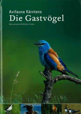 Avifauna Kärntens, Volume 2: Die Gastvögel [Carinthia's Avifauna, Volume 2: The Visiting Birds]