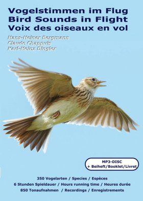 Bird Sounds in Flight / Vogelstimmen im Flug /  Voix des Oiseaux en Vol