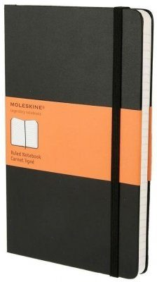 Moleskine Classic Large Notebook - Ruled
