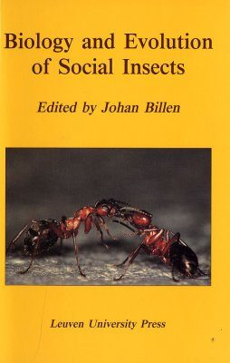 Biology and Evolution of Social Insects