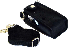 Leather Case for Mitex Two-Way Radio