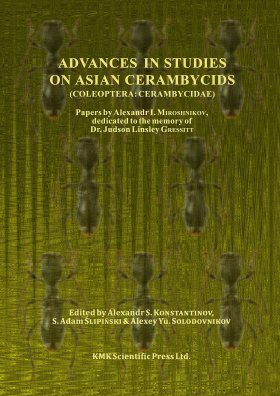 Advances in Studies on Asian Cerambycids (Coleoptera: Cerambycidae)