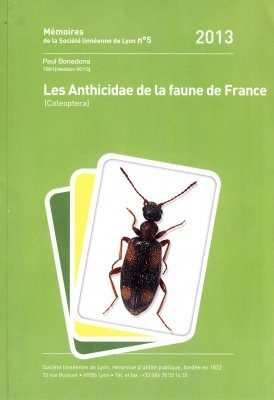 Les Anthicidae de la Faune de France (Coleoptera) [The Anthicidae of the Fauna of France (Coleoptera)]