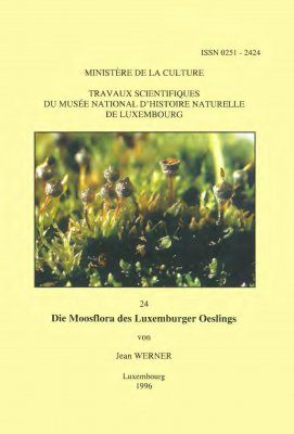 Ferrantia, Volume 24: Die Moosflora des Luxemburger Oeslings