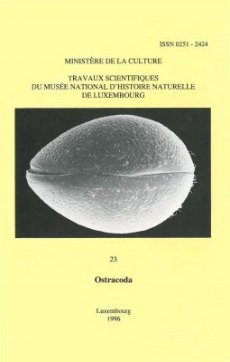 Ferrantia, Volume 23: Ostracoda