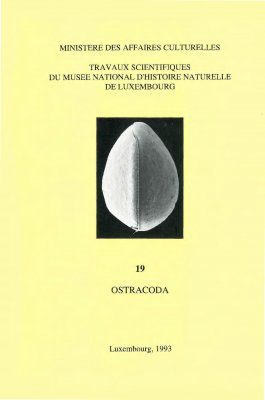 Ferrantia, Volume 19: Ostracoda