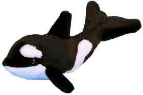 Orca Soft Toy