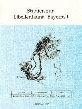 Libellula Supplement 4: Studien zur Libellenfauna Bayerns, 1
