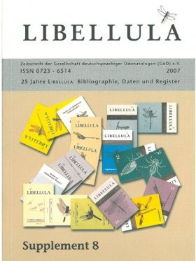 Libellula Supplement 8: 25 Jahre Libellula
