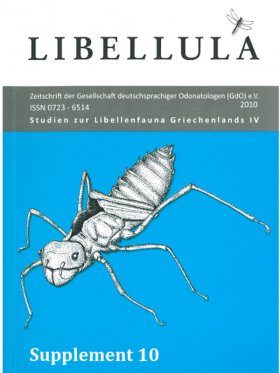 Libellula Supplement 10: Studien zur Libellenfauna Griechenlands, 4