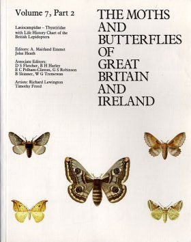 The Moths and Butterflies of Great Britain and Ireland, Volume 7, Part 2