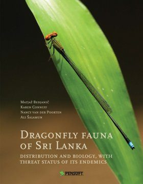 Dragonfly Fauna of Sri Lanka