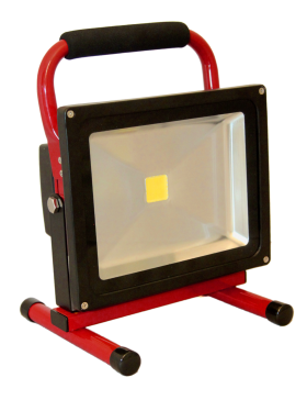 Cluson 30w Cordless LED Rechargeable Floodlight