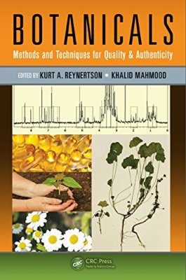 Botanicals: Methods and Technologies for Quality & Authenticity