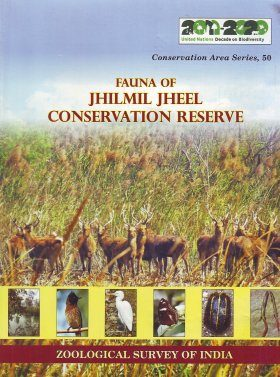 Fauna of Jhilmil Jheel Conservation Reserve