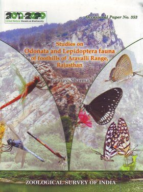 Studies on Odonata and Lepidoptera Fauna of Foothills of Aravalli Range, Rajasthan