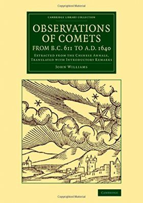 Observations of Comets from BC 611 to AD 1640
