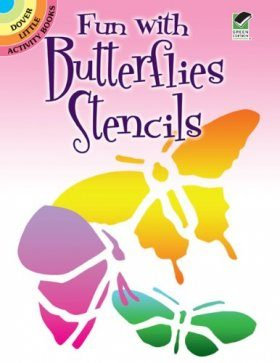 Fun with Butterflies Stencils