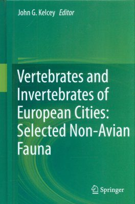 Vertebrates and Invertebrates of European Cities