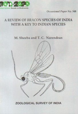 A Review of Bracon Species of India with a Key to Indian Species