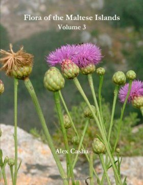 Flora of the Maltese Islands, Volume 3