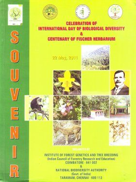 Celebration of International Day for Biological Diversity & Centenary of Fischer Herbarium: 22 May, 2011