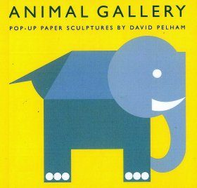 Animal Gallery: Popup Paper Sculptures