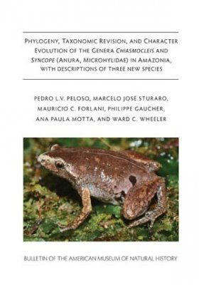 Phylogeny, Taxonomic Revision, and Character Evolution of the Genera Chiasmocleis and Syncope (Anura, Microhylidae) in Amazonia, with Descriptions of Three New Species