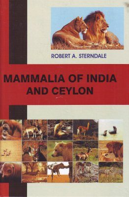 Mammalia of India and Ceylon (2-Volume Set)
