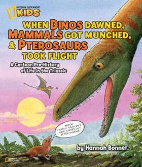 When Dinos Dawned, Mammals Got Munched, and Pterosaurus Took Flight