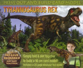 Press Out & Build Tyrannosaurus Rex