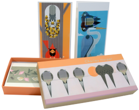 Charley Harper Panoramic Boxed Notecards