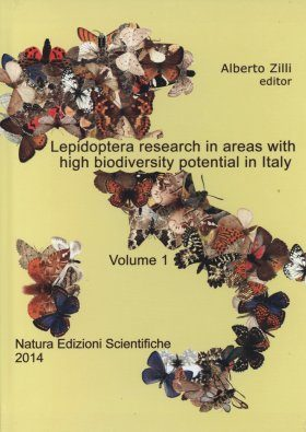 Lepidoptera Research in Areas With High Biodiversity Potential in Italy
