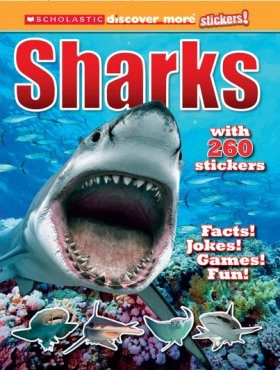 Discover More Stickers: Sharks