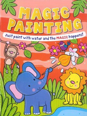 Magic Painting Elephant