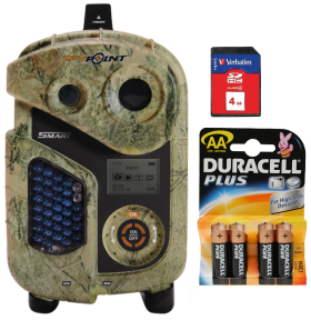Spypoint SMART Trail Camera - Starter Bundle