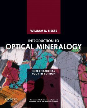 Introduction to Optical Mineralogy (International Edition)