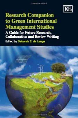 Research Companion to Green International Management Studies