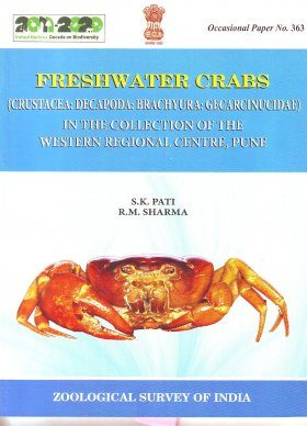 Freshwater Crabs (Crustacea: Decapoda: Brachyura: Gecarcinucidae) in the Collection of the Western Regional Centre, Pune