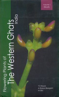 Flowering Plants of the Western Ghats India (2-Volume Set)