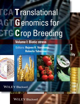Translational Genomics for Crop Breeding (2-Volume Set)