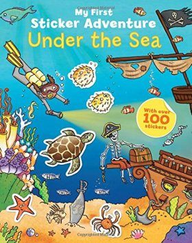 My First Sticker Adventure: Under the Sea