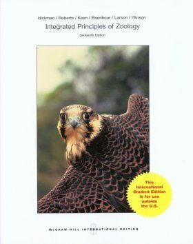 Integrated Principles of Zoology (International Edition)