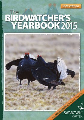 The Birdwatcher's Yearbook 2015
