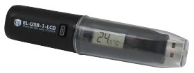 EasyLog USB Temperature Logger with LCD Screen