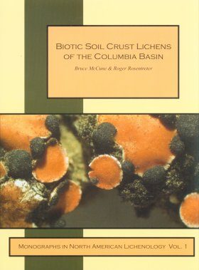 Biotic Soil Crust Lichens of the Columbia Basin