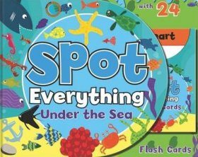 Spot Everything Book: Under the Sea