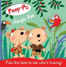 Peep-Po Jungle Fun