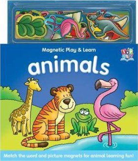 Magnetic Play and Learn - Animals
