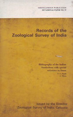 Bibliography of the Indian Sundarbans with Special Reference to Fauna